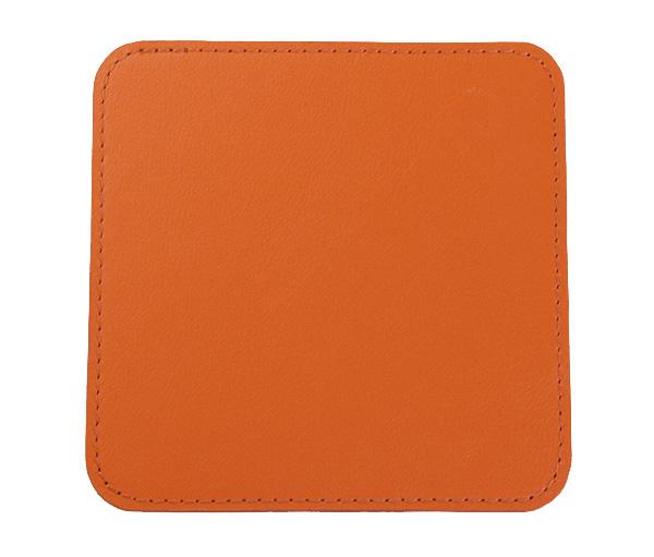 四角*オレンジ
